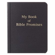 Black My Book of Bible Promise