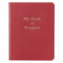 Red My Book of Prayers