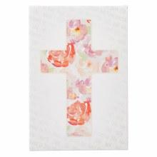 Floral Magnet Cross