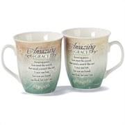 Amazing Grace Mug Stoneware