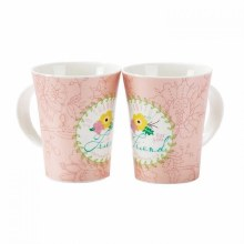 MUG BONE CHINA 13OZ FRIEND
