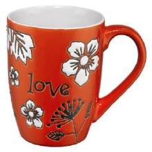 love stoneware mug