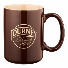 Journey Mug Brown