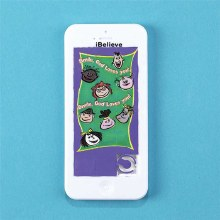 Phone Sliding Puzzle