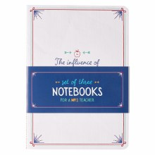 A Great Teacher Notebook Set
