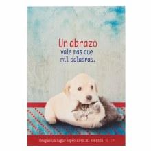 Libreta mascotas Abrazo Fil 1: