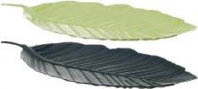 Metal Leaf Plate each