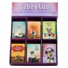 Exhibidor Libreta Mascotas