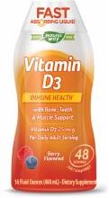 Vitamin D3 -ABS Liquid