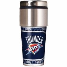 NBA Thunder Metallic Tumbler