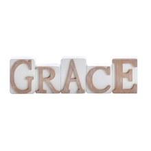Grace Word Wood Blocks