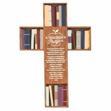 A Teachers Prayer Cross