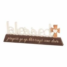 Blessed Word Figurine