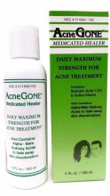 Acne Gone Healer Treatment 4oz