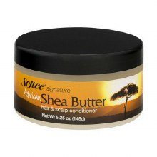 Softee Afr Shea Butter 5.25oz