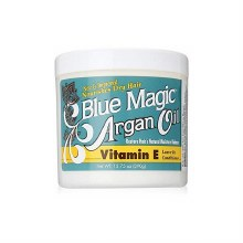 Blue magic argan oil vit e con