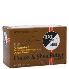 BW Cocoa & Shea Butter Soap