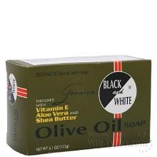 BW Olive Oil Soap 6oz