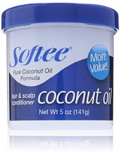 Softee Coconut oil 5oz