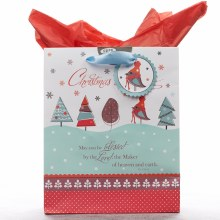 Christmas Blessings Gift Bag