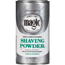 Magic Shaving Powder w/ Aloe