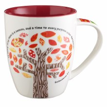 There Is A Season Mug