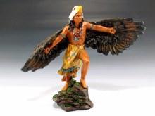 Indian Dancer w/ Eagle