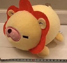 Sleeping Lion Plush