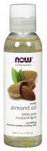 Now Sweet Almond Oil 4oz