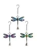 Dragonfly Ornament Set