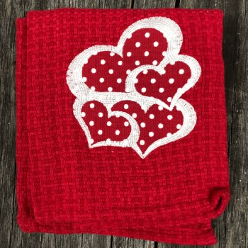 Valentine's Towel