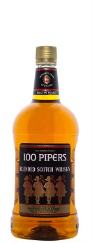 100 Pipers 1.75L Blended Scotch