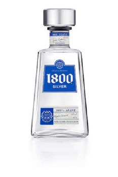1800 375ml Silver Tequila