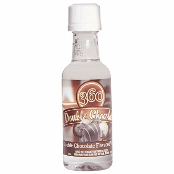 360 50ml Double Chocolate Vodka