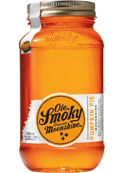 Ole Smoky 750ml Pumpkin Pie