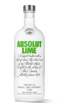 Absolut 1.75L Lime Vodka