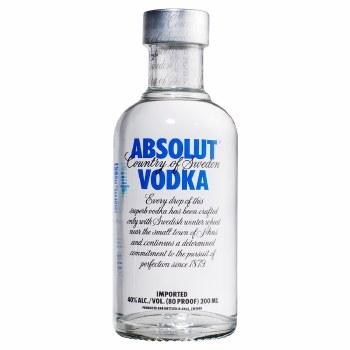 Absolut 200ml Vodka