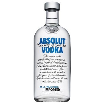 Absolut 375ml Vodka