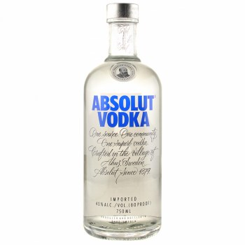 Absolut 750ml Vodka