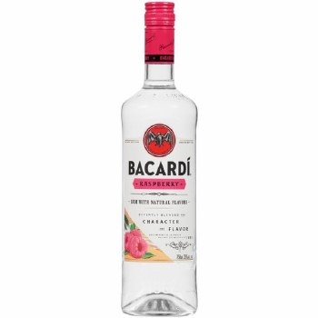 Bacardi 750ml Raspberry Rum