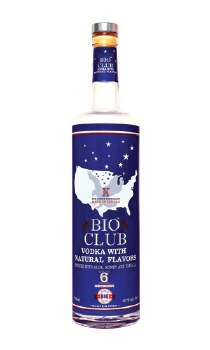 Bio Club 750ml Vodka