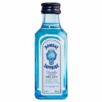 Bombay 50ml Sapphire London Dry Gin 94 Proof