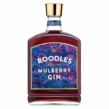 Boodles 750ml British Mulberry Gin