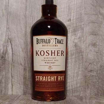 Buffalo Trace 750ml Kosher Rye