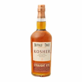 Buffalo Trace 750ml Straight Rye Kosher Bourbon