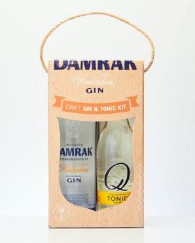 Damark 750ml Gin & Q Tonic