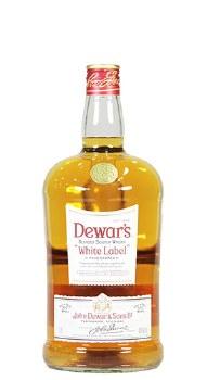 Dewar's 1.75L White Label Scotch Whiskey