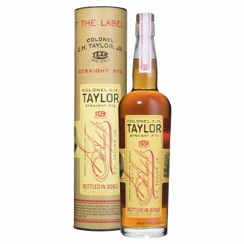 E.H. Taylor 750ml Straight Rye Whiskey