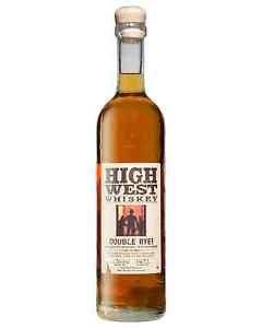 High West 750ml Double Rye