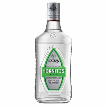 Hornitos 750ml Plata